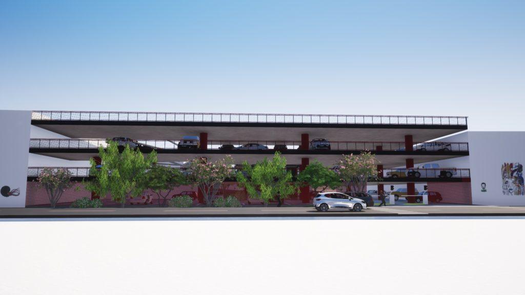 Propuesta Estacionamiento Mercado