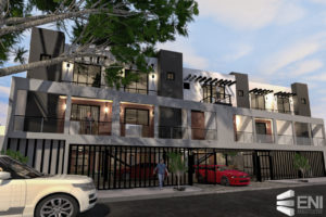 render calle republica