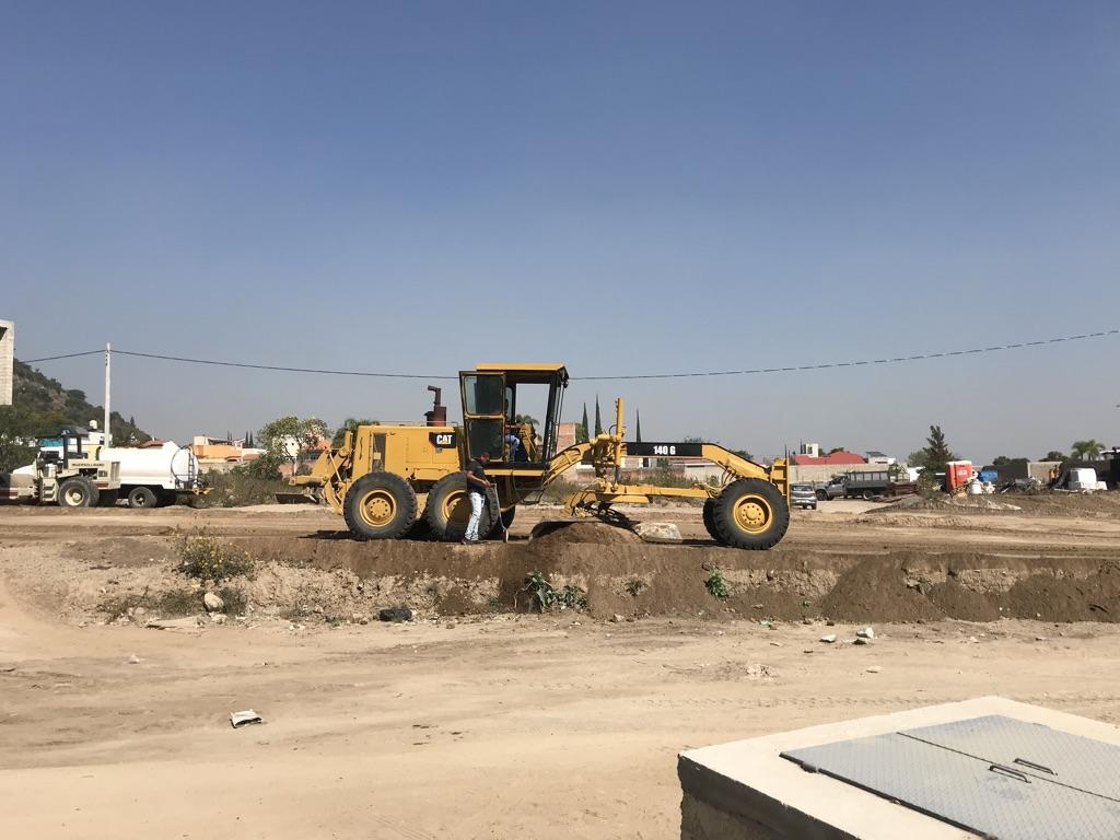 preliminares de obra corte de terreno