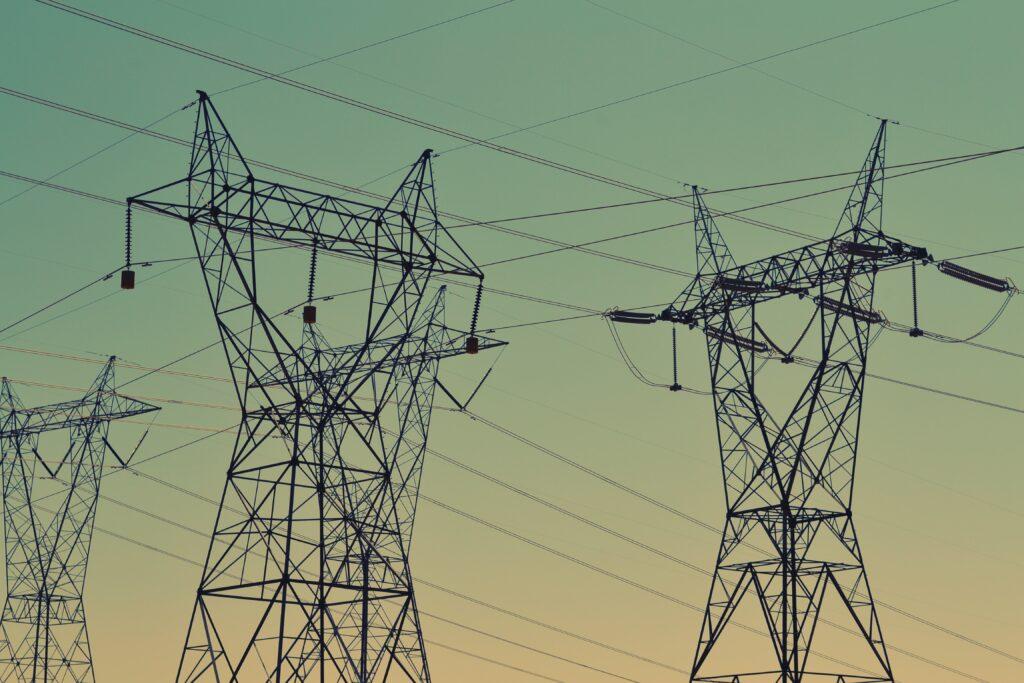 Medio fisico transformado redes elétricas